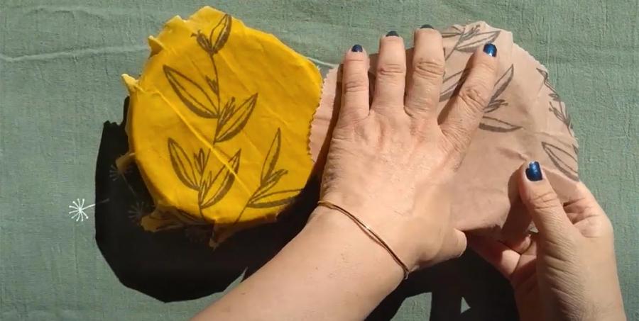 ¿Cómo preparar telas ecológicas?