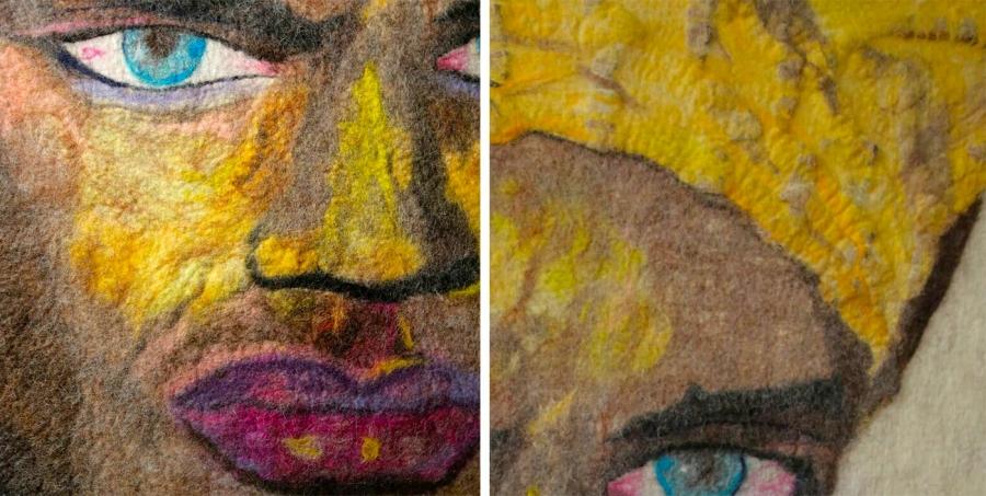 Arte textil contemporáneo