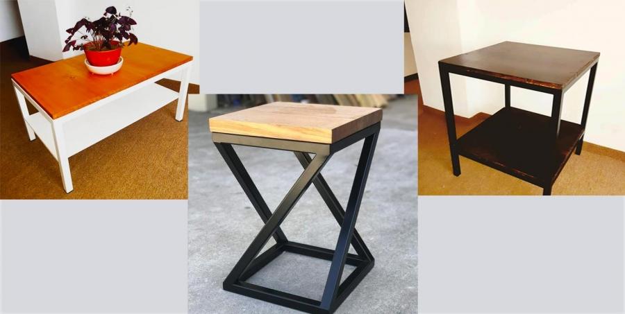 Muebles en hierro